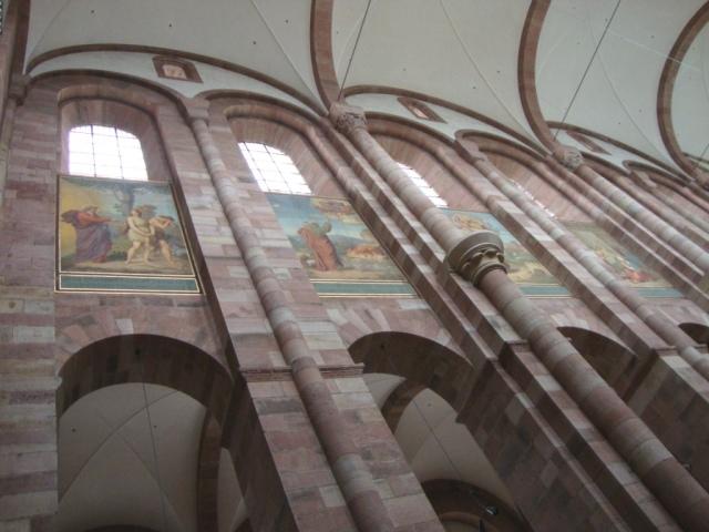 Inside Speyer Dom