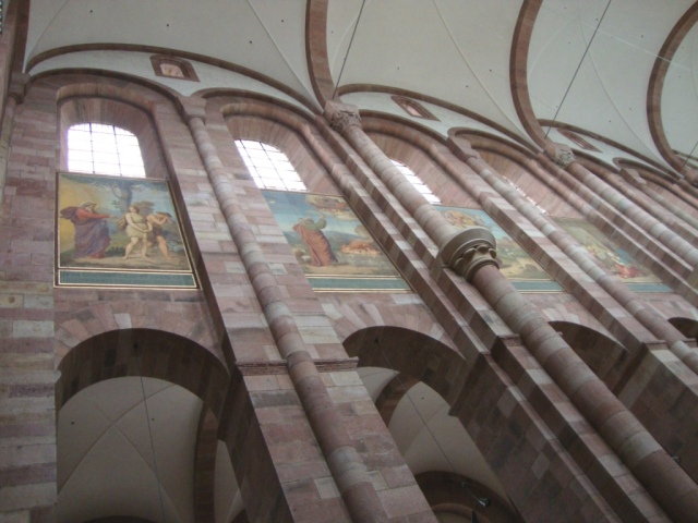 Inside Speyer Dom