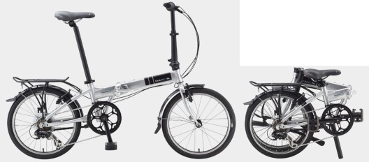 Dahon Mariner 7 Folding Bike http://dahon.com/mainnav/foldingbikes/single-view/bike/mariner_d7-4.html