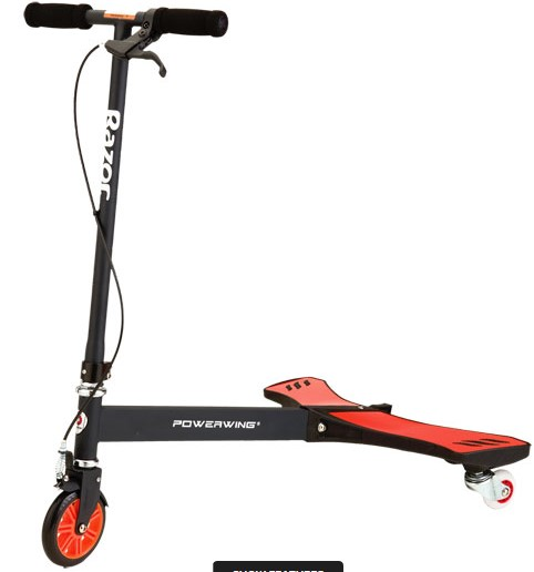 Y Fliker Scooter >> Fun Things to Ride: Stepper Bikes, Carving Scooters, Electric Unicycles, etc. | Letters to ...