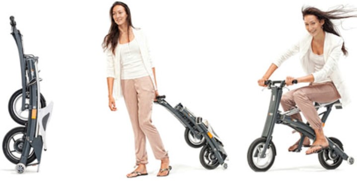 Folding And Electric Scooters And Bikes For Commuting The