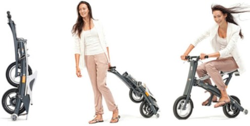 Stigo Folding e-Bike http://cleanrider.com/stigo-another-foldable-electric-scooter/