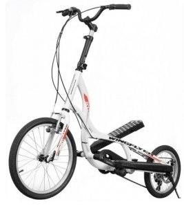Zike Z-600 Stepper Bike    http://www.amazon.com/Zike-Z600-6491-White-Hybrid-Bike/dp/B00HQHBRFC/ref=pd_sbs_sg_5?ie=UTF8&refRID=1YKMAW3HVP9ETFY75XXW