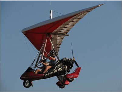 2-person trike, AirBorne XT912 Tourer. From https://en.wikipedia.org/wiki/Ultralight_trike