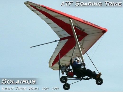 Northwing ATF soaring trike. http://northwing.com/atf-trike.aspx