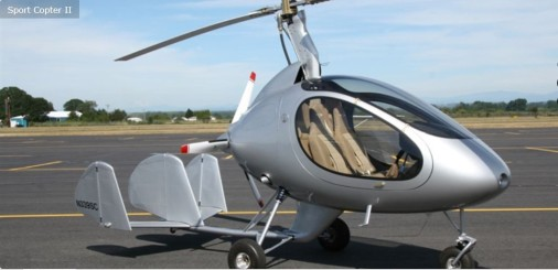 Sportcopter Sport Copter II . http://sportcopter.com/Galleries/Photos/tabid/214/Default.aspx